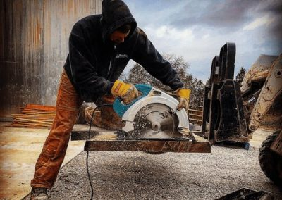 sawmill service in southern ontario