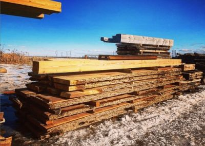 sawmill services in ontario